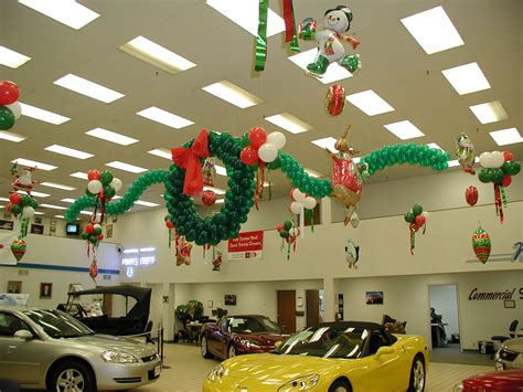 pin  andon balloons signs  car dealerships