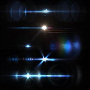 Light Effects Vectors s and PSD files