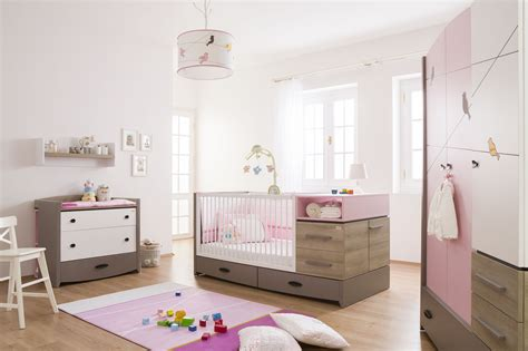 Pink And Brown Nursery Baby Waplag Bedroom For Babies