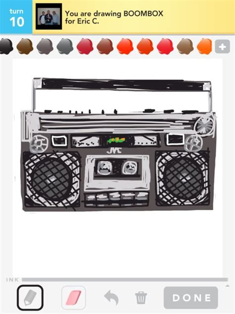 dmn full form pin boombox drawing on pinterest