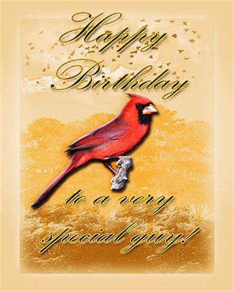 cardinal birthday    birthday   ecards