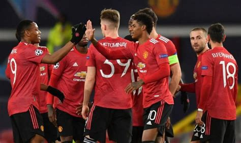 Man Utd player ratings vs RB Leipzig: One star flops as ...