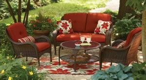patio better homes and gardens patio cushions home