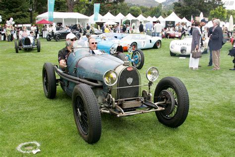 Bugatti Type 35 - 2010 The Quail, a Motorsports Gathering