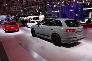 Audi Paris Est Evolution : paris 2016 audi sq7 et son moteur v8 4 0 tdi ~ Gottalentnigeria.com Avis de Voitures