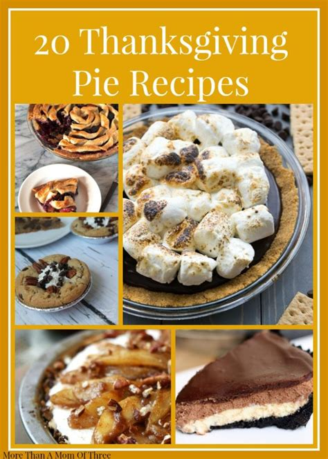 thanksgiving pie recipe totally talented tuesdays 40 mandy s recipe box