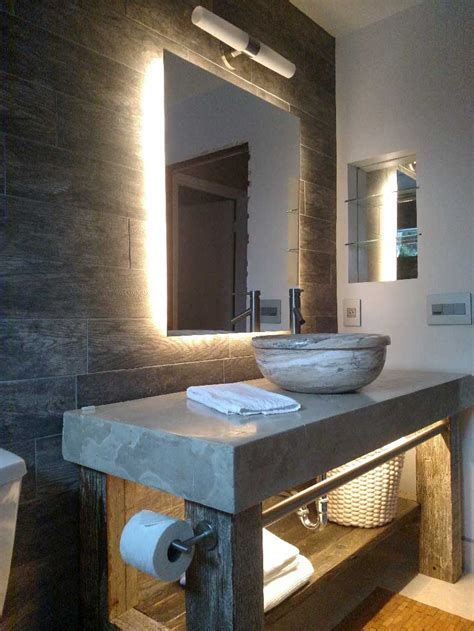 Modern Bathroom Led Lighting by Residential Led Lighting Projects From Flexfire Leds