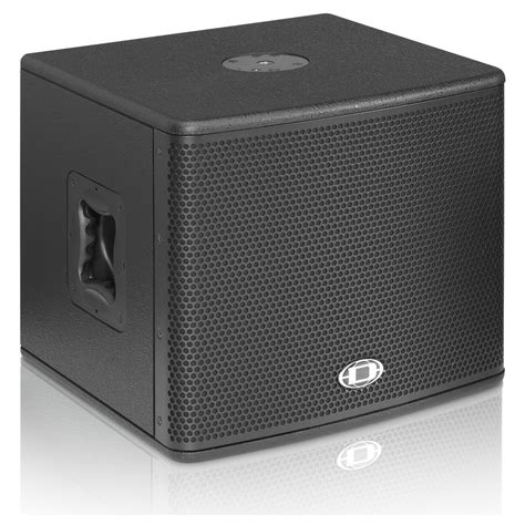 Flux Nex 10 4 Subwoofer Pasif dynacord sub 112 12 passive subwoofer at gear4music