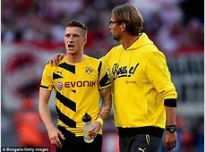 Mario Gotze keen for Marco Reus to join Bayern Munich from
