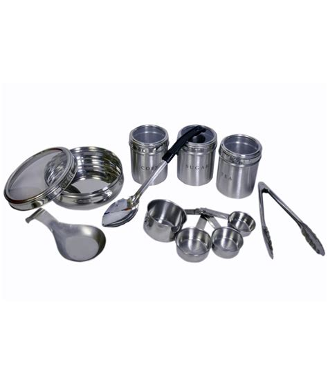 dynamic store stainless steel kitchen dynamic store stainless steel kitchen tool set set of 8