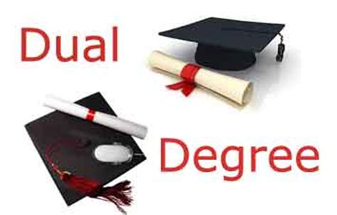 How To List A Dual Degree On A Resume by Integrated Courses A Movement With Benefits India Higher Education Indian Education