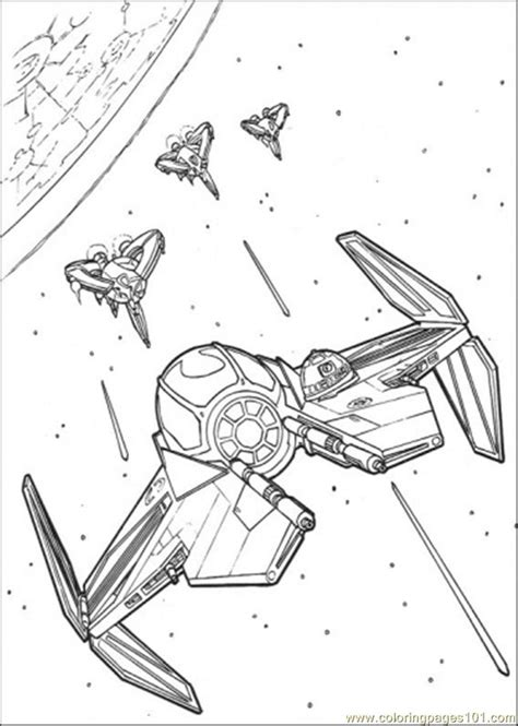 star wars ship  coloring page  star wars coloring pages coloringpagescom