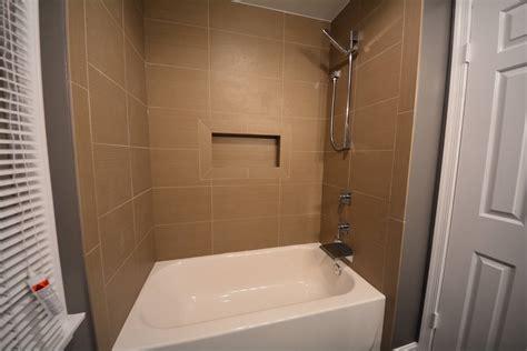 Decorating Ideas Tub Surround by 42 Bathroom Tub Surround Tile Ideas Mosaic Tile Tub