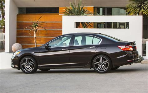 India Bound 2016 Honda Accord Breaks Cover In Silicon Valley