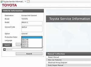 Toyota Prius C  Nhp1   Service Repair Manual  U0026 Ewd  2011