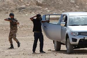 Attack On US Green Beret Soldiers In Jordan: Lone Wolf ...