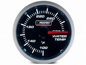 How To Install A Dual Color Water Temp Gauge