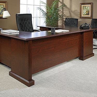 sauder heritage hill 60 executive desk 1000 images about jerry s office on wood