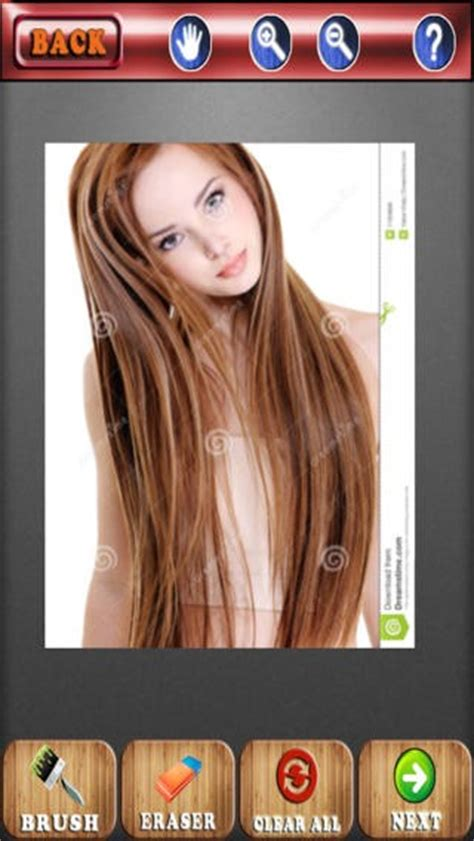 hair color booth app photo change hair software hair color booth