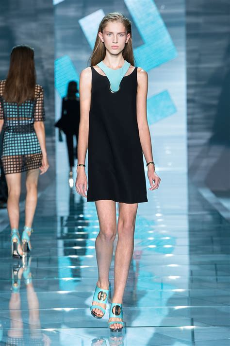 VERSACE SPRING SUMMER 2015 WOMEN'S COLLECTION | The Skinny ...
