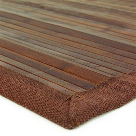 tapis en bambou pas cher de 4 224 89 monbeautapis com