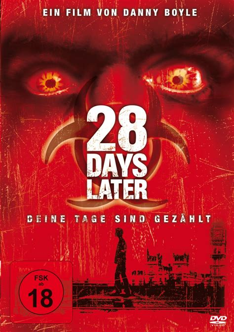 later days zombies 2002 dvd dias despues filmplakat film plakat archiv exterminio fsk scary movies ale aleman dias depues cine
