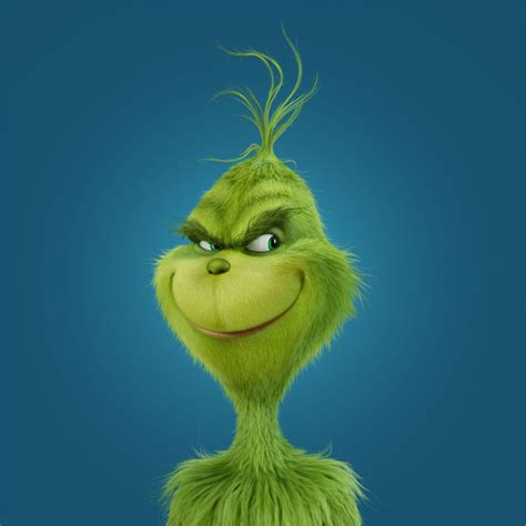 poster shows  cuter curmudgeon  illuminations grinch