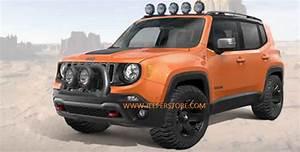 Accessoires Jeep Renegade : jeep renegade bu ~ Mglfilm.com Idées de Décoration