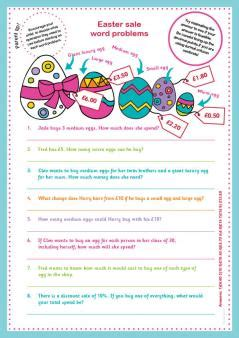 easter activity pack  ks theschoolrun resources shop