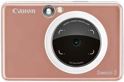 canon zoemini   canon zoemini  instant camera