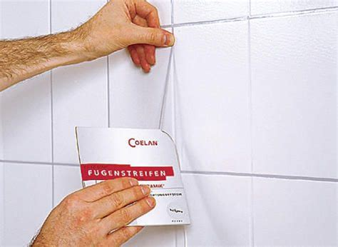 Wie Bekommt Fliesen Sauber by Spar Tipp Fliesen Fugen Erneuern Bad Renovieren Diy