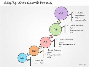 1013 Business Ppt Diagram Step By Step Growth Process