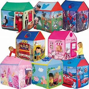 Kinderzelt Für Draußen : kinderzelt kinderspielhaus zelt drinnen oder drau en faltbar ebay ~ Whattoseeinmadrid.com Haus und Dekorationen