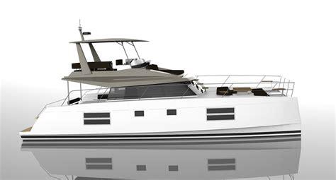 Catamaran Dream Yacht by Nautitech Power 47 Catamaran Available From Dream Yacht Sales