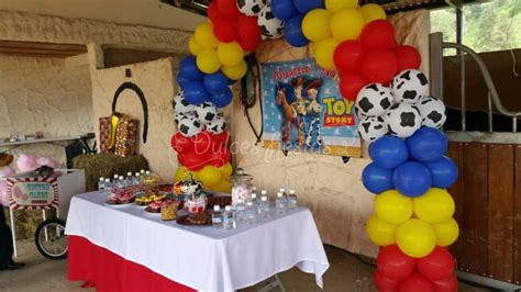 decoracion woody toy story fiesta toy story