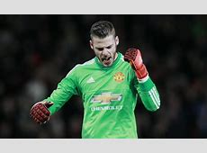 A compilation of David De Gea's best saves for Man United