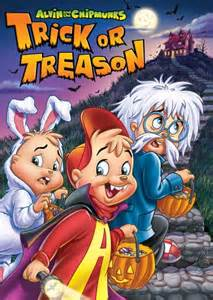 Scary Godmother Halloween Spooktacular Wiki by Trick Or Treason Dvd Alvin And The Chipmunks Wiki
