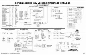 Detroit Diesel Series 60 Ecm Wiring Diagram To
