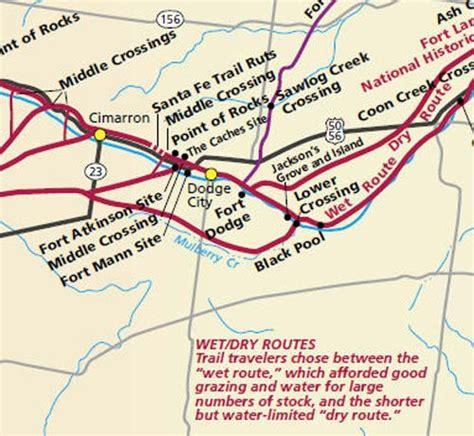 Edwards County Kansas Santa Fe Trail Legends Of America