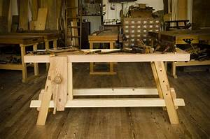 tool selection - Small, Lightweight woodworking bench