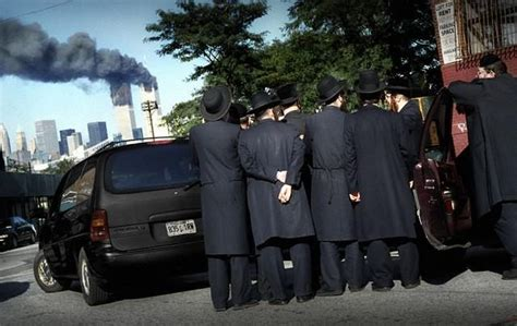 thousands  israelis  absent   wtc