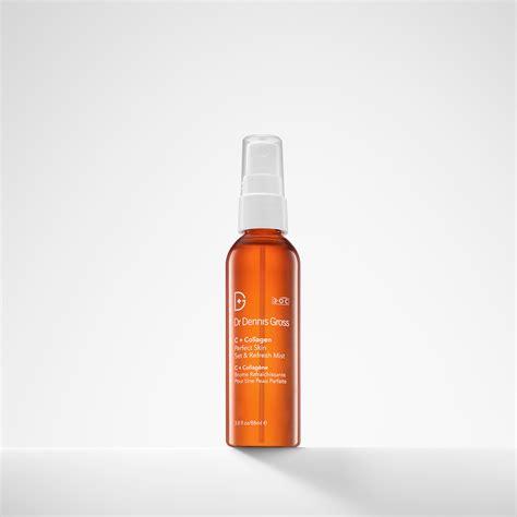 Bibit Collagen By Dr Glow c collagen mist skin set refresh dr dennis