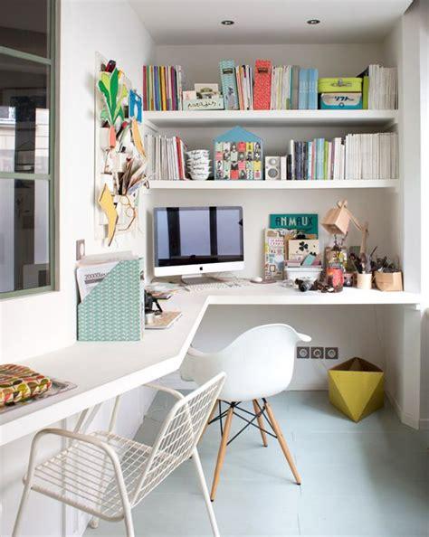 idee bureau pour petit espace 17 meilleures idées à propos de bureaux sur