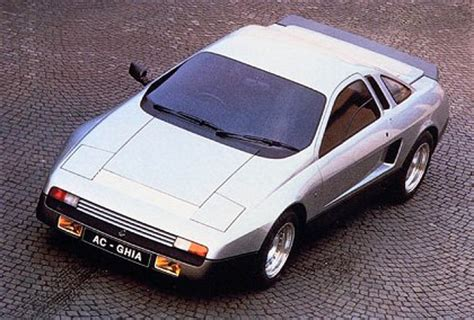 1981 AC ME3000 (Ghia) - Studios
