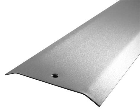 stainless steel carpet cover strip 2 side bevel door