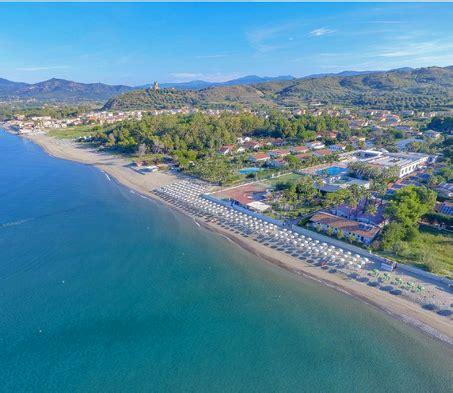 ascea marina olimpia cilento resort 4 stelle a marina di ascea