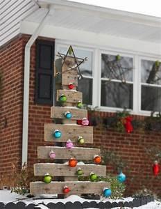 Pyramide Aus Holz Selber Bauen : gartendeko weihnachten selber machen nowaday garden ~ Lizthompson.info Haus und Dekorationen