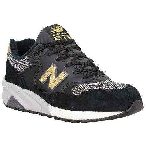 New Balance 580 Noir Femme  Fanny Chaussures