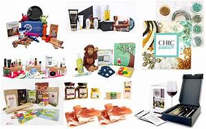Box Surprise Femme : comment les box mettent le consommateur en bo te ~ Preciouscoupons.com Idées de Décoration