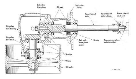 farmall  hydraulic diagram